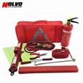 12pcs Car Roadside Emergency Tool Kit Auto Safety Kit 1