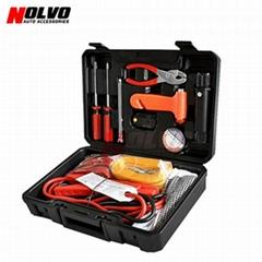 Car Roadside Emergency Tool Kit Auto Safety Ki