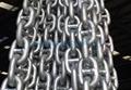 Stud Link Anchor Chain Ga  anized