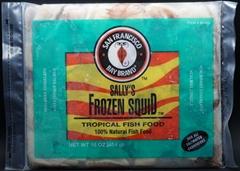 Frozen Squid (Bagged)