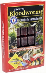 Frozen Bloodworms (Blistered)