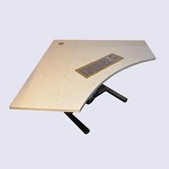 Adjustable Elevating Computer Desk