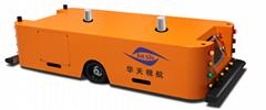 华天自动导航AGV 磁导航AGV