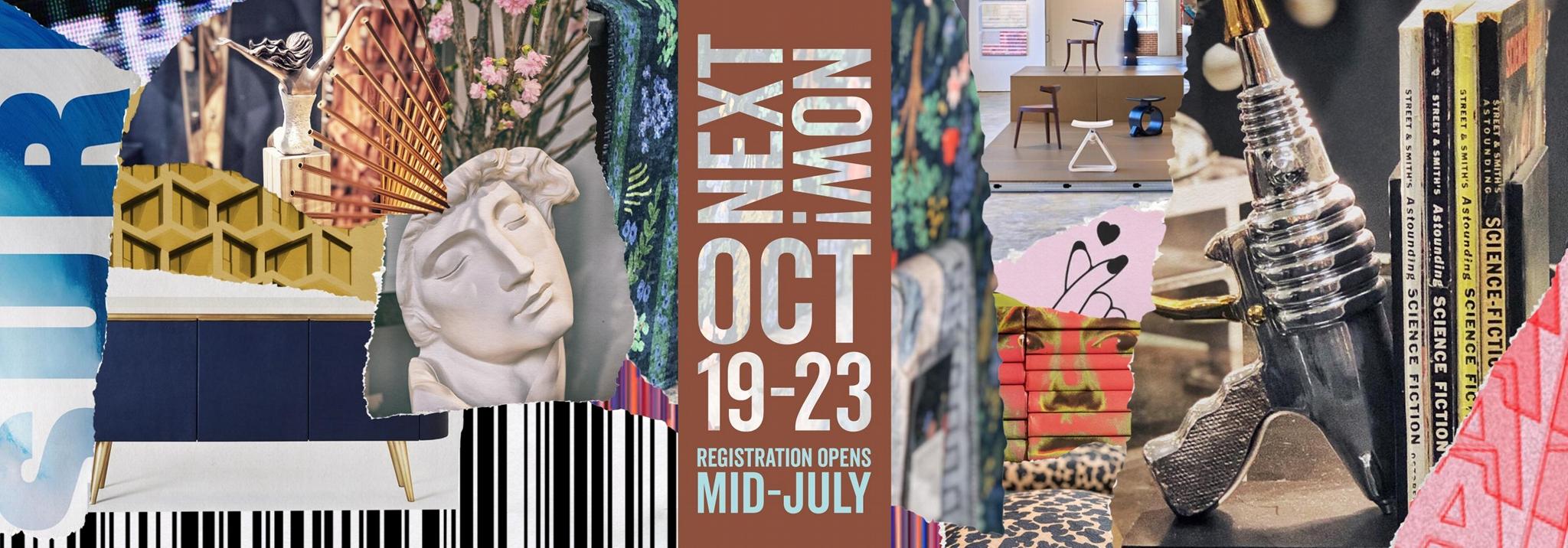 2019年10月美国高点家具展 1