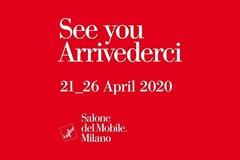 2020年4月意大利米蘭傢具展