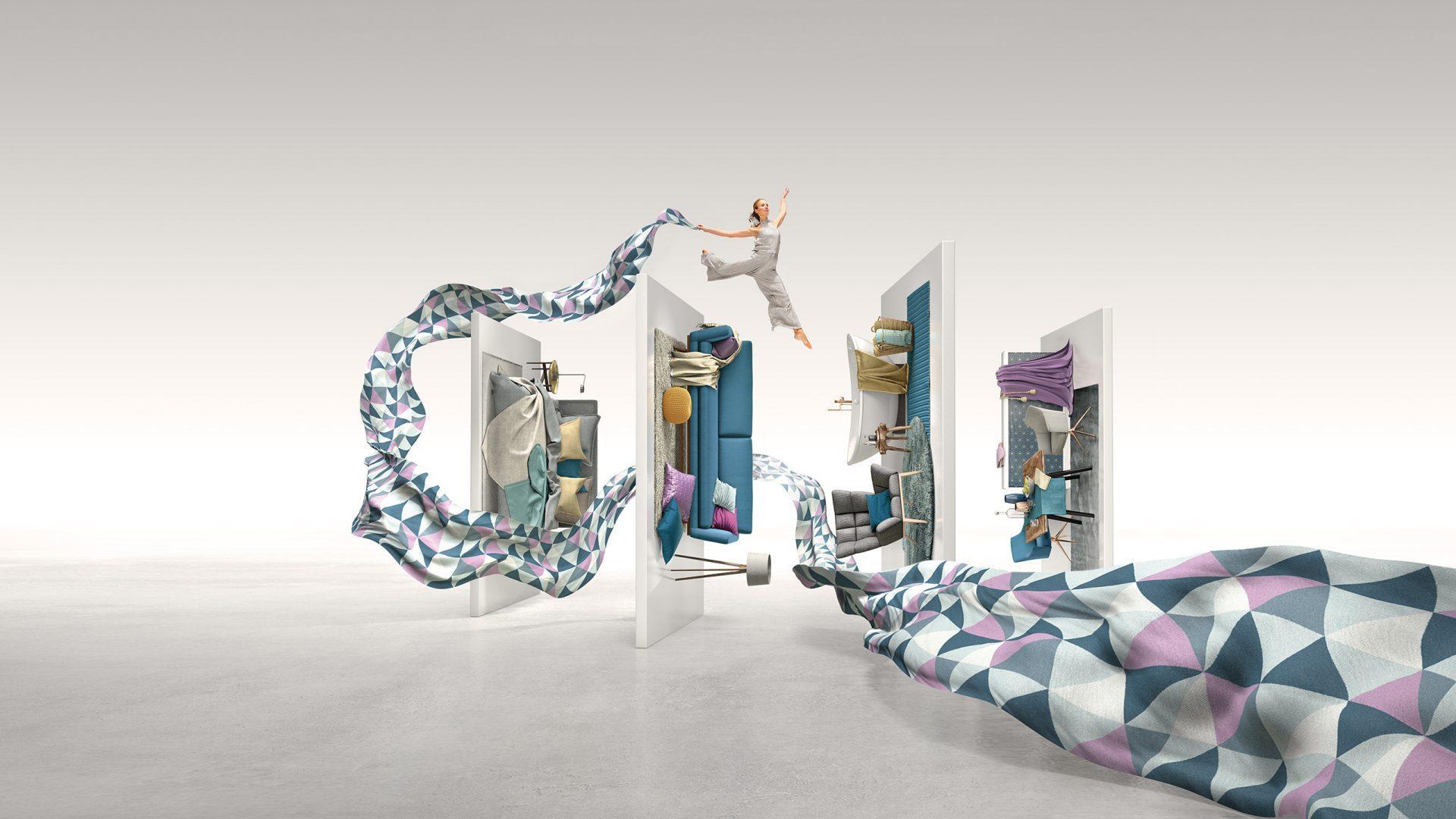 2020年德國法蘭克福國際家用及室內紡織品展覽會HEIMTEXTIL 3