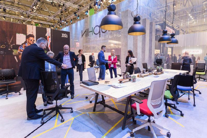 2020年10月德国科隆国际办公家具展 5