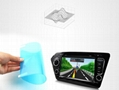 GPS Vehicle Navigator Screen Protector Protective Film Anti Explosion-Proof