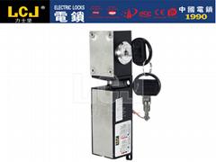 LCJ力士堅抽屜鎖EC-C2000-290S門禁電鎖