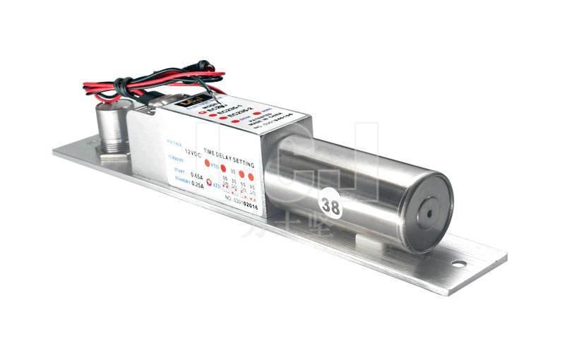 LCJ力士堅電插鎖EC235單門暗裝型 2