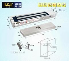 LCJ力士堅磁力鎖MC270H 單門明裝型