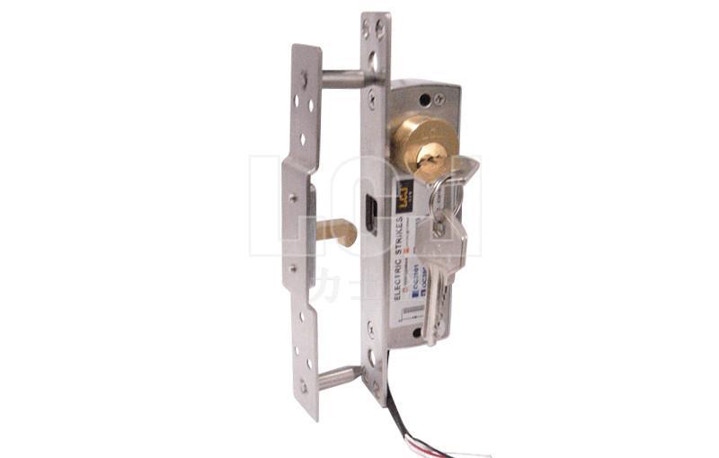LCJ力士堅抽屜鎖OC3901L+扣板 3