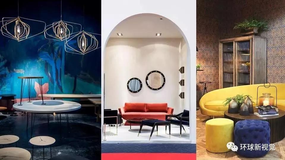 2021年1月德國科隆傢具展覽會Imm Cologne 1