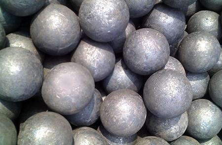 High Chrome grinding steel Ball 1