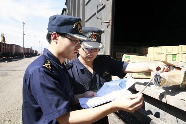 廣州黃埔港包櫃出口報關 1