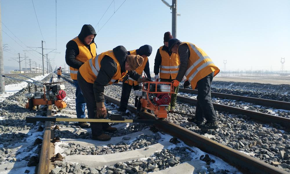 CRCC認証標準1435鐵路軌距尺 3