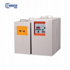 Medium frequency induction heating equipment Industrial melting furnace Forging