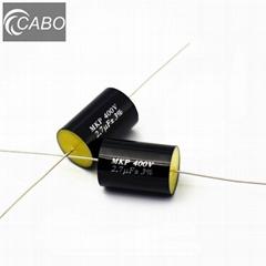 [Top Brand] metallic foil polyester film capacitor