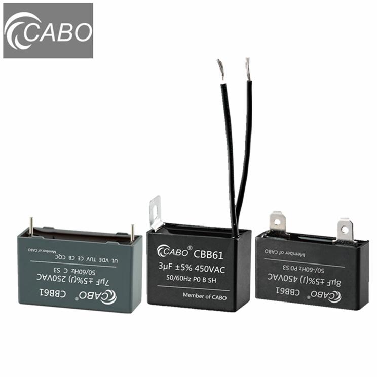 CBB61 series motor capacitor p2 CBB61 capacitor 1