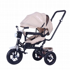 China Smart Trike Children Tricycle Stroller