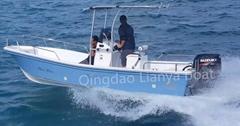 Liya 19ft fishing boats sale europe panga type boats for sale