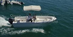 Liya 5m Japan fiberglass panga boat