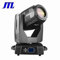 盈立莱JTL350W光束图案染色三合一摇头光束灯