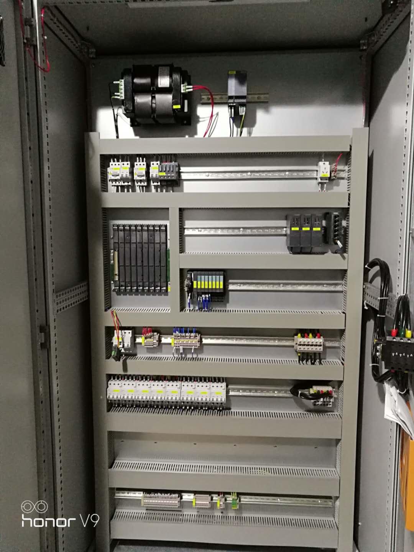 仿威圖機箱機櫃系操作台懸臂附件及配線配盤成套 4