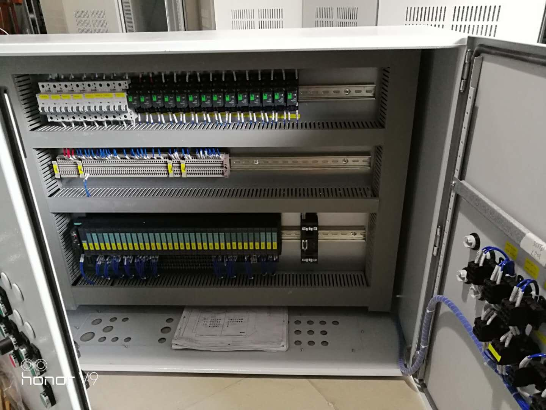 仿威图机箱机柜系操作台悬臂附件及配线配盘成套 5