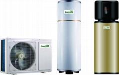 Split Domestic Heat Pump Water Heater