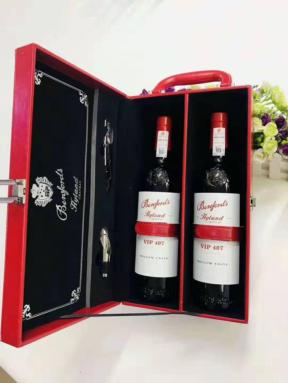 奔富VIP407干紅葡萄酒 2