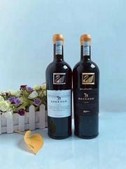 撒克遜金天鵝干紅葡萄酒