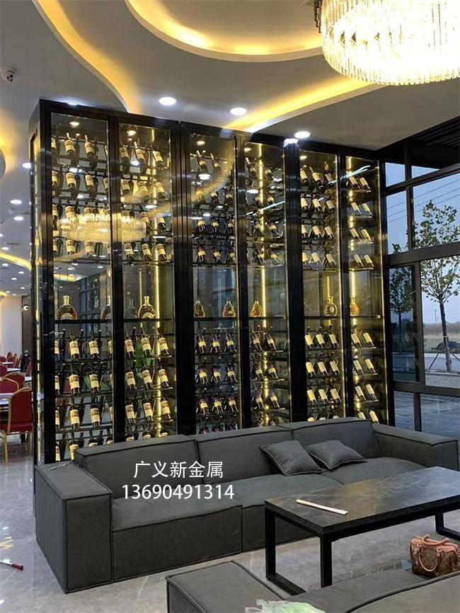 家庭式不鏽鋼酒櫃 1