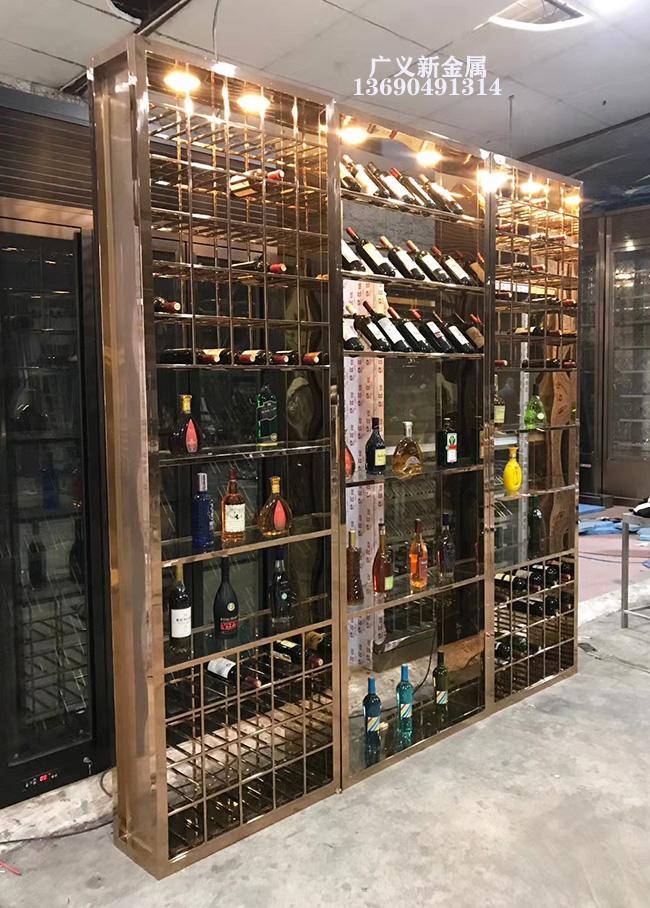 家庭式不鏽鋼酒櫃 5