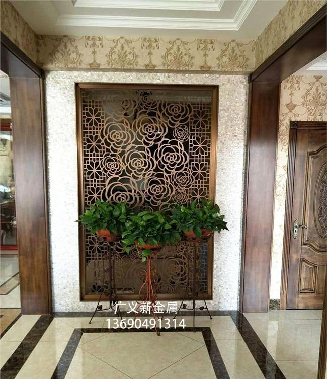 家裝不鏽鋼玄關 2