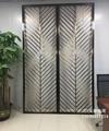不鏽鋼藝朮裝飾屏風 3