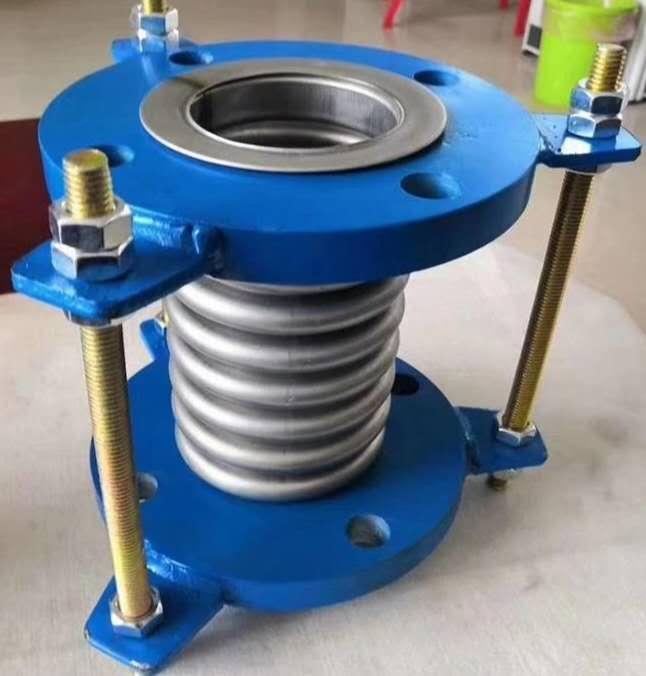 深圳生产加工焊接不锈钢波纹管补偿器 2
