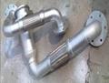 深圳焊接加工生产不锈钢波纹管