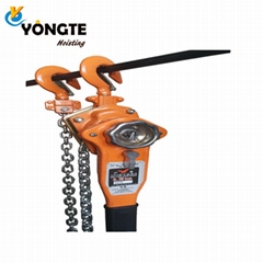 Hot sale operated 1.5t hsh lever hoist