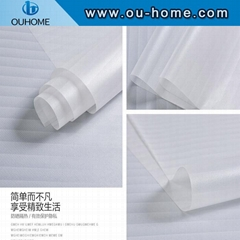 H830 PVC Static Cling Cover Frosted Window Glass Film