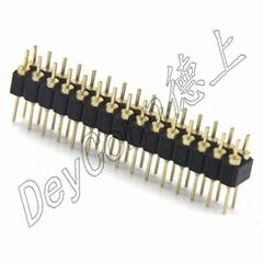 車PIN圓孔排針插件
