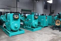 龍崗150kw發電機