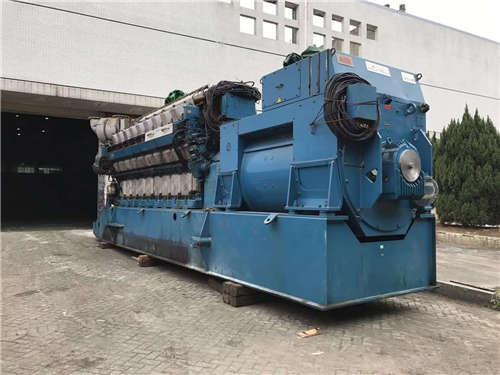 南山發電機 1