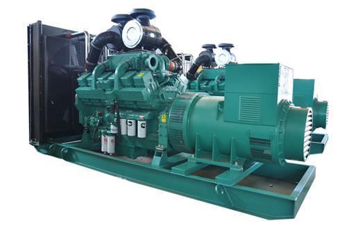 1500KW發電機 1