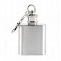 cheap wholesale 1oz mini hip flask for