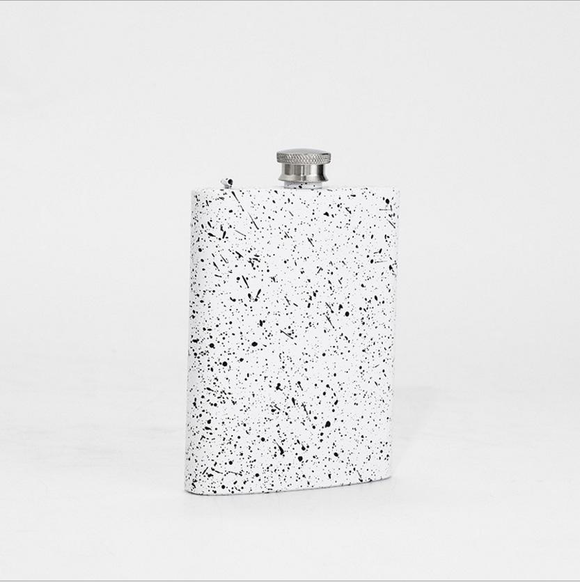 stainless steel liquor flask as good wedding gifts  4