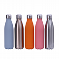 wholesale BPA free 500ml hydro double