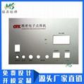 工厂制作机械点焊机控制器面板P
