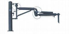 AL1402上裝伴熱鶴管 蒸汽伴熱鶴管 電伴熱裝卸臂