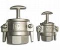 液氨鶴管專用不鏽鋼快速接頭    槽罐車專用KJB快速接頭 1